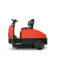 Tracteur industriel électrique porté assis EP 3000 kg