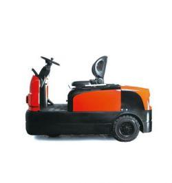Tracteur industriel électrique porté assis EP 6000 kg