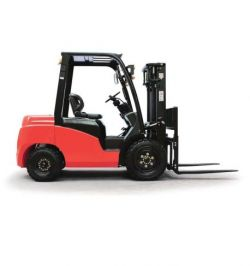 Chariot élévateur Diesel 4 roues EP 3000 Kg