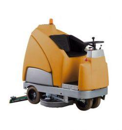 Autolaveuse électrique porté assis 6000 m²/h