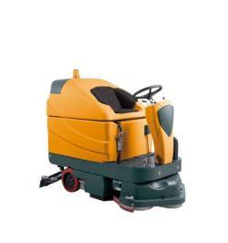 Autolaveuse électrique porté assis 7000 m²/h