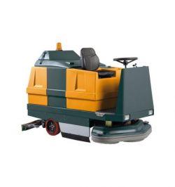 Autolaveuse électrique porté assis 12000 m²/h