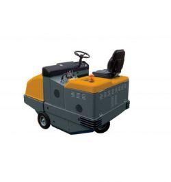Balayeuse électrique porté assis 6600 m²/h