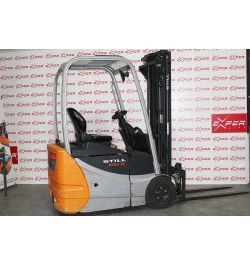 Chariot élévateur électrique frontal STILL 1500 kg