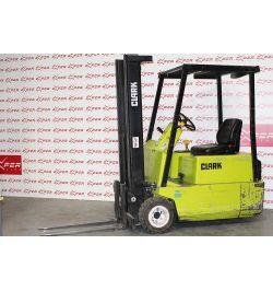 Chariot élévateur électrique frontal CLARK 1500 kg