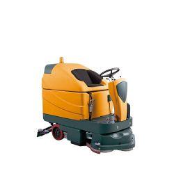 Autolaveuse électrique porté assis 7000 m²/h - Aquos 1000