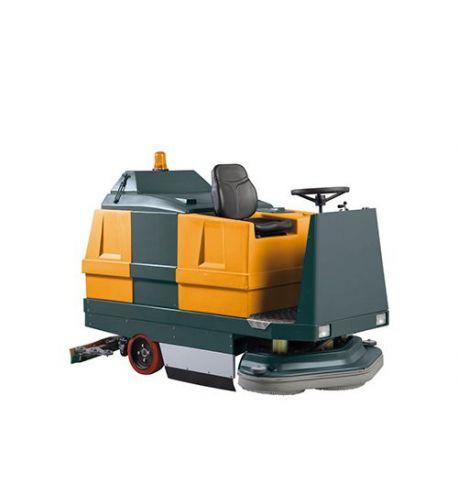 Autolaveuse électrique porté 10000 m²/h - Aquos 42 E