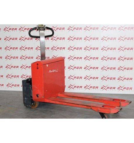 PM 1401 - Transpalette électrique LOGITRANS 1400 kg