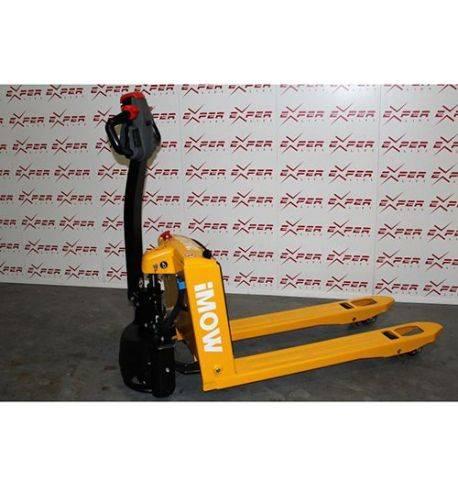 Transpalette électrique accompagnant EP IMOW 1500 kg
