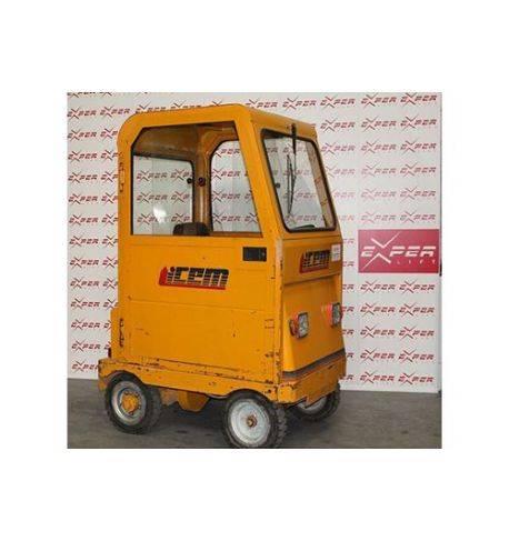 CR430 - Tracteur Electrique porté ICEM 3000 kg