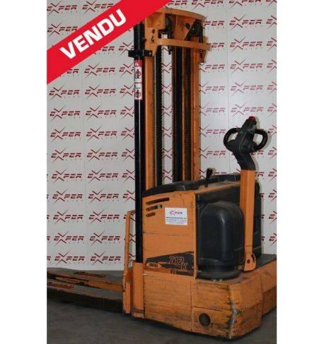 712 K-OC - Gerbeur électrique accompagnant OMG 1200 kg