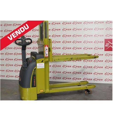 316 KN-C ac OC - Transpalette-gerbeur électrique OMG 1600 kg