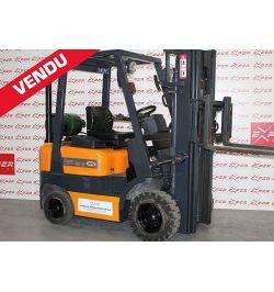 Chariot élévateur gaz OMG 1800 kg - ERGOS 18 G-OC1
