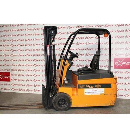 Chariot élévateur électrique frontal OMG 1500 kg