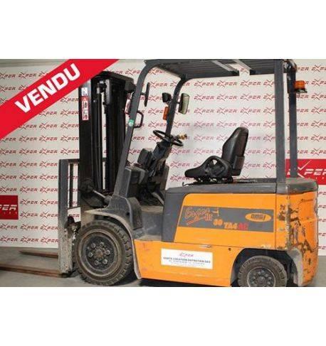34671 - Chariot élévateur électrique OMG 3000 kg