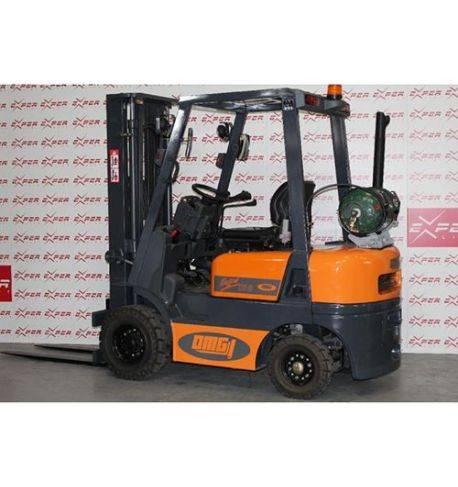Chariot élévateur gaz OMG 1500 kg