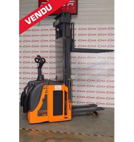 Gerbeur électrique porté OMG 1600 kg