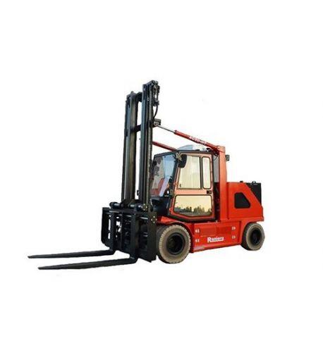 Chariot élévateur électrique RANIERO 6000 kg CDG 900 mm version haute inclinaison RANIERO
