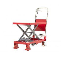 Table élévatrice manuelle 150 kg - TE150