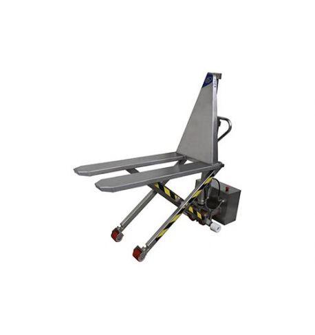 Transpalette haute levée inox BADA 1000 kg - TMS-80E