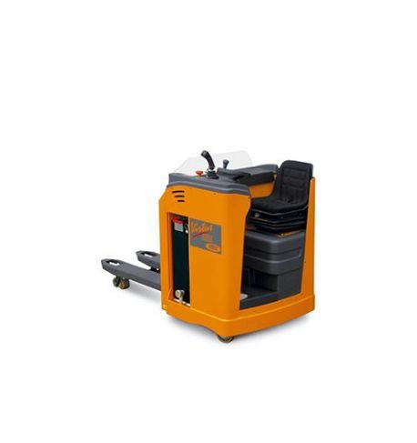 Transpalette électrique porté OMG 3000 kg - Virtus 30 R ac