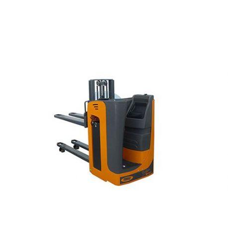 Transpalette-gerbeur porté OMG 2000 kg - Virtus 20 RX-C ac