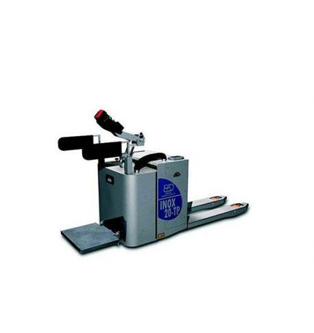 Transpalette électrique inox porté BADA 2000 kg - 20-TP9