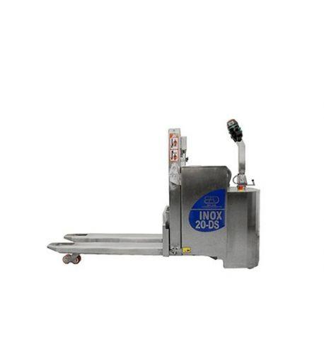 Transpalette-gerbeur électrique inox BADA 2000 kg - 20-DS