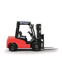 Chariot élévateur Gaz 4 roues EP 2500Kg - CPQD25T8