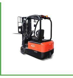 Chariot élévateur électrique EP 1600kg Lithium-Ion - CPD16TV8