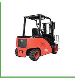 Chariot élévateur électrique Lithium EP 5000 kg - CPD50L1
