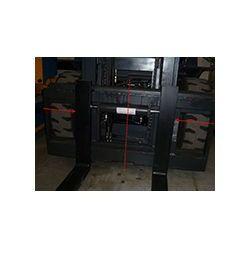 Bouton de recentrage automatique du TDL