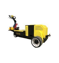 Le tire remorque électrique gros tonnage DJ PRODUCTS 48V / 14000 kg