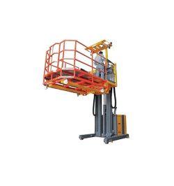 Préparateur de commandes 500 kg OMG - Sur mesure 904 ac