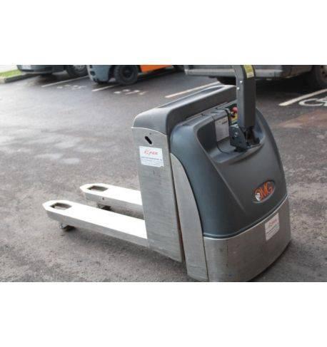 Transpalette électrique 320 inox 2000 kg