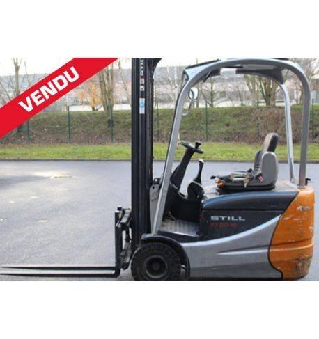 Chariot élévateur électrique Still 1600 kg