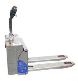 Transpalette électrique inox BADA 1300 kg