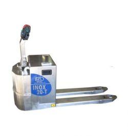 Transpalette électrique inox BADA 2000 kg