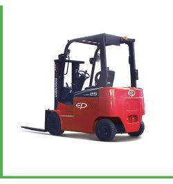 Location chariot élévateur électrique Lithium EP 2500 kg