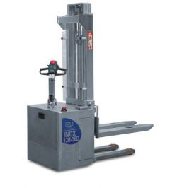 Gerbeur électrique inox BADA 1200 Kg