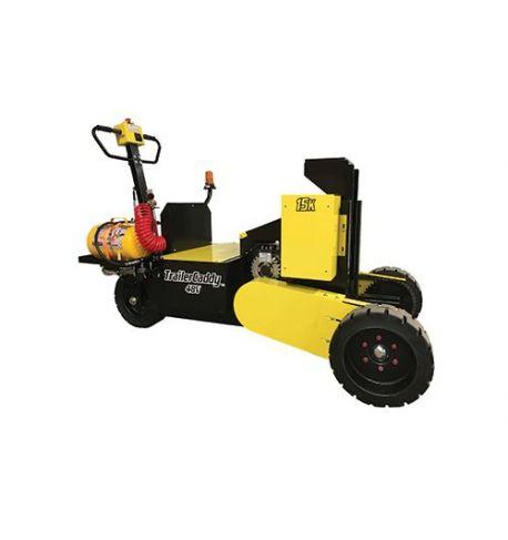 Tire remorque motorisé robuste DJ PRODUCTS 48V / 7000 kg