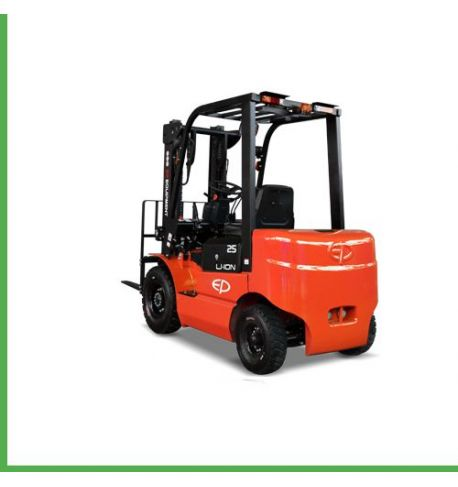 Chariot élévateur électrique Lithium-Ion EP 2500 kg – EFL252