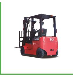 CPD20L1 – Chariot élévateur électrique Lithium-Ion EP 2000 kg