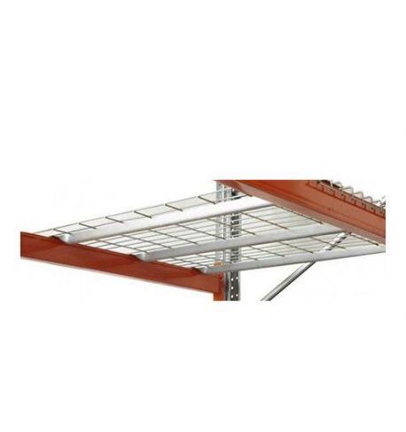 Plancher métallique filaire pour rayonnage à palette