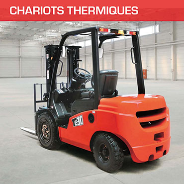 Chariots thermiques